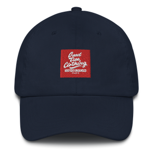 """GTC BOX""Dad hat"