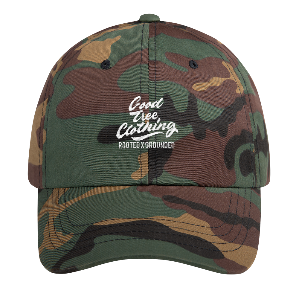 GTC Camo Dad hat