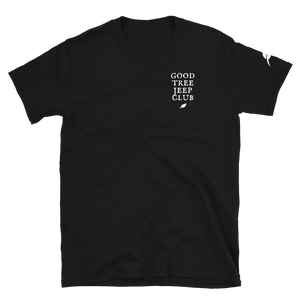 """Jeep Club"" Short-Sleeve Unisex T-Shirt"