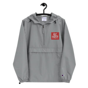 ''GTC BOX'' Embroidered Champion Packable Jacket