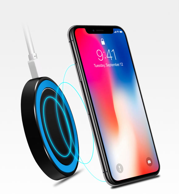 Qi Wireless Charger (Many Colors)