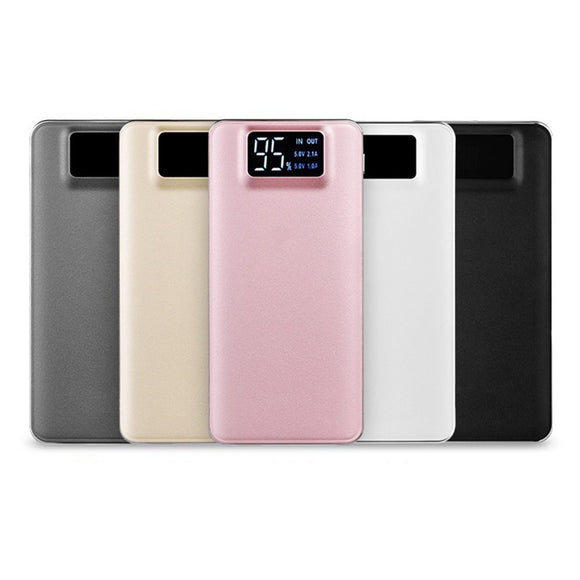 Ultra-Thin Portable Power Bank 20000mah (Many Colors)