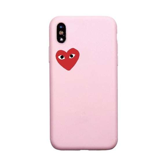 Heart Pattern Case