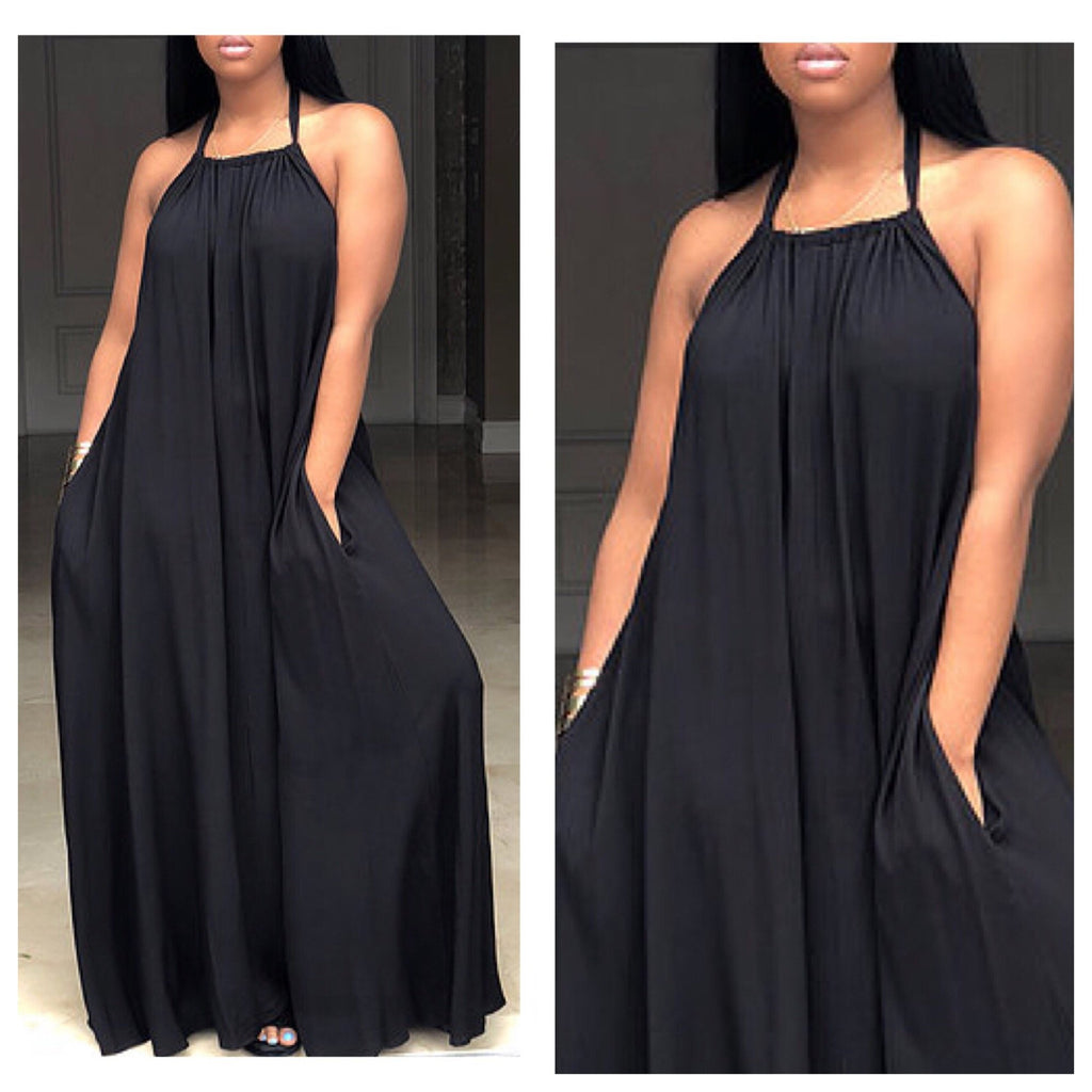 Vacay Vibes Maxi Dress