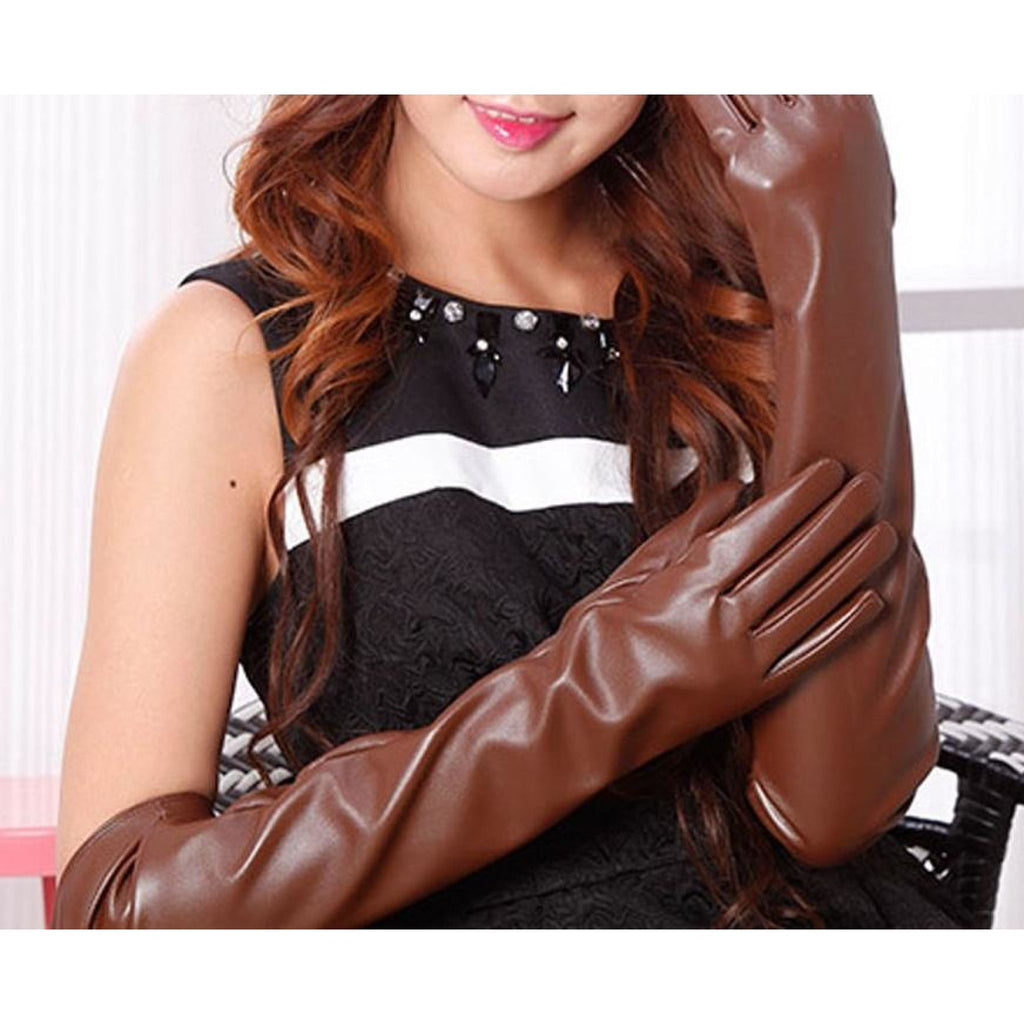 Diva Elbow Gloves , gloves, - Closet Envy Boutique, women's fashion