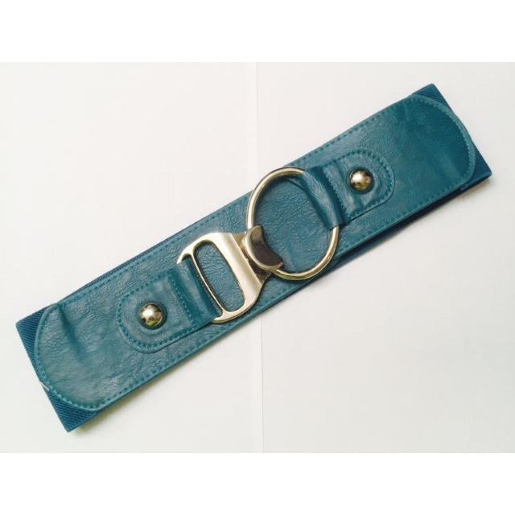 Circle Latch Buckle Belt , belts, - Closet Envy Boutique, women's fashion