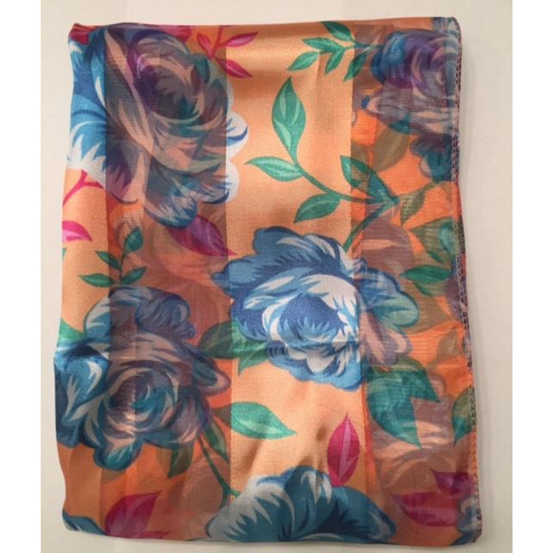 Floral Oblong Scarf , scarf, - Closet Envy Boutique, women's fashion