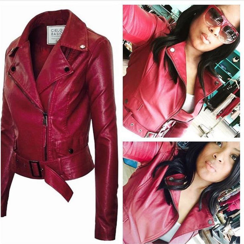 Ox Blood Moto Jacket , outerwear, - Closet Envy Boutique, women's fashion