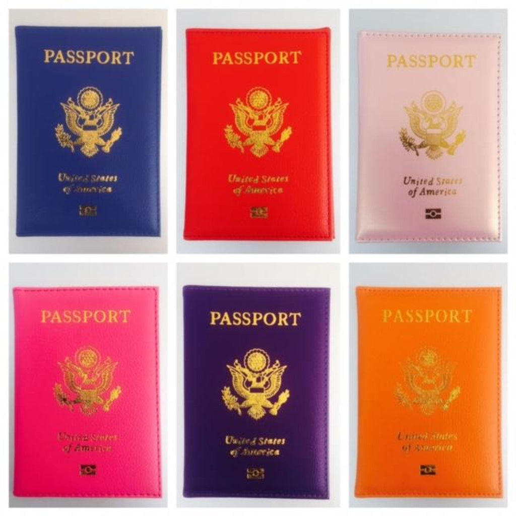 """I'm Booked"" Passport Covers , gift, - Closet Envy Boutique, women's fashion"