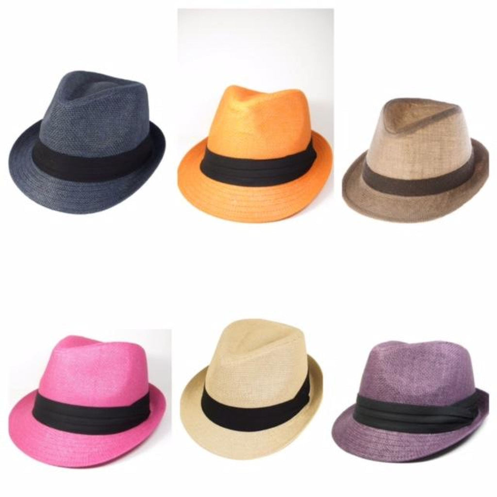 Colorful Fedoras , hats, - Closet Envy Boutique, women's fashion