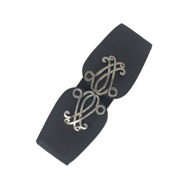 Emblem Buck Belt , belts, - Closet Envy Boutique, women's fashion