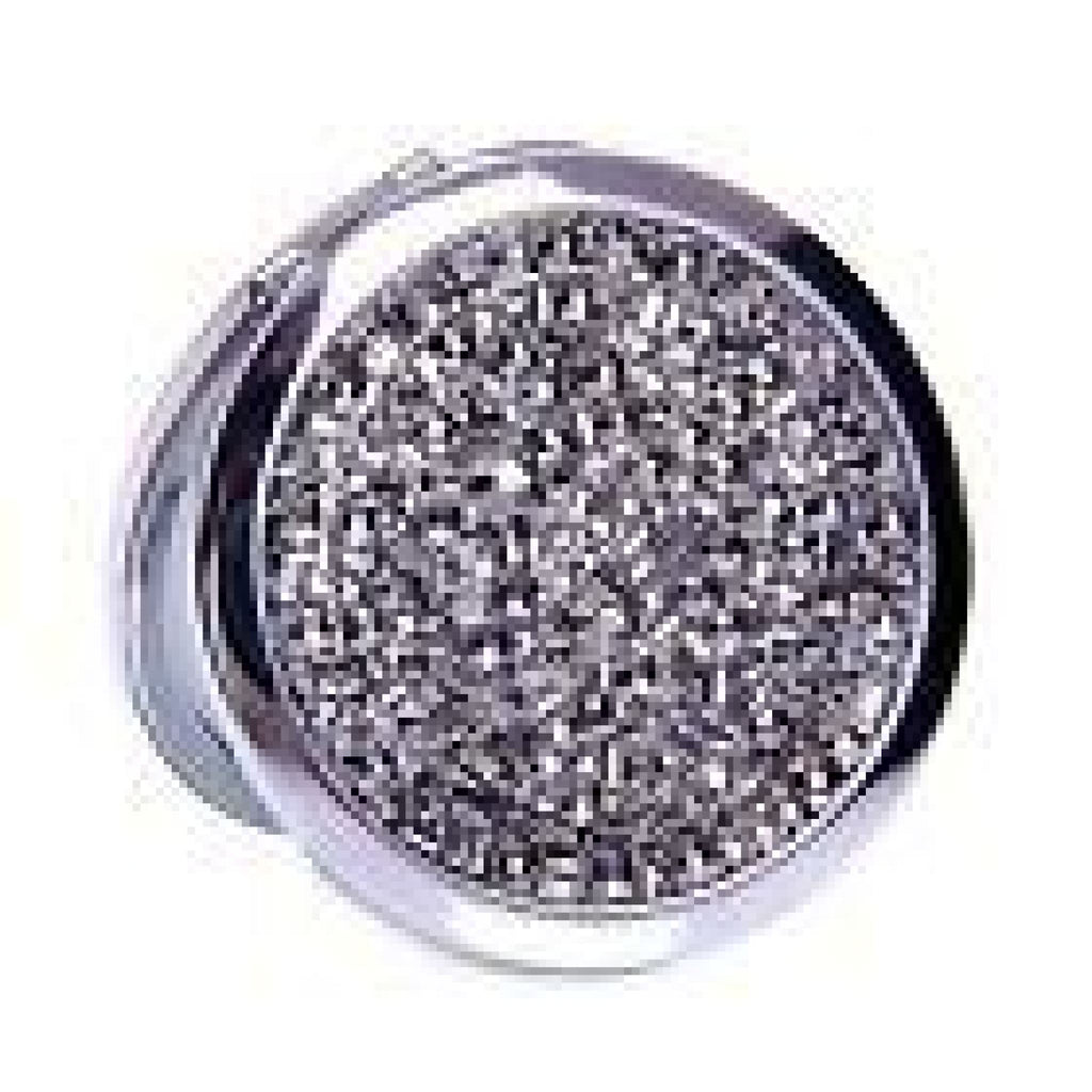 Pewter Studded Compact Mirror , beauty, - Closet Envy Boutique, women's fashion