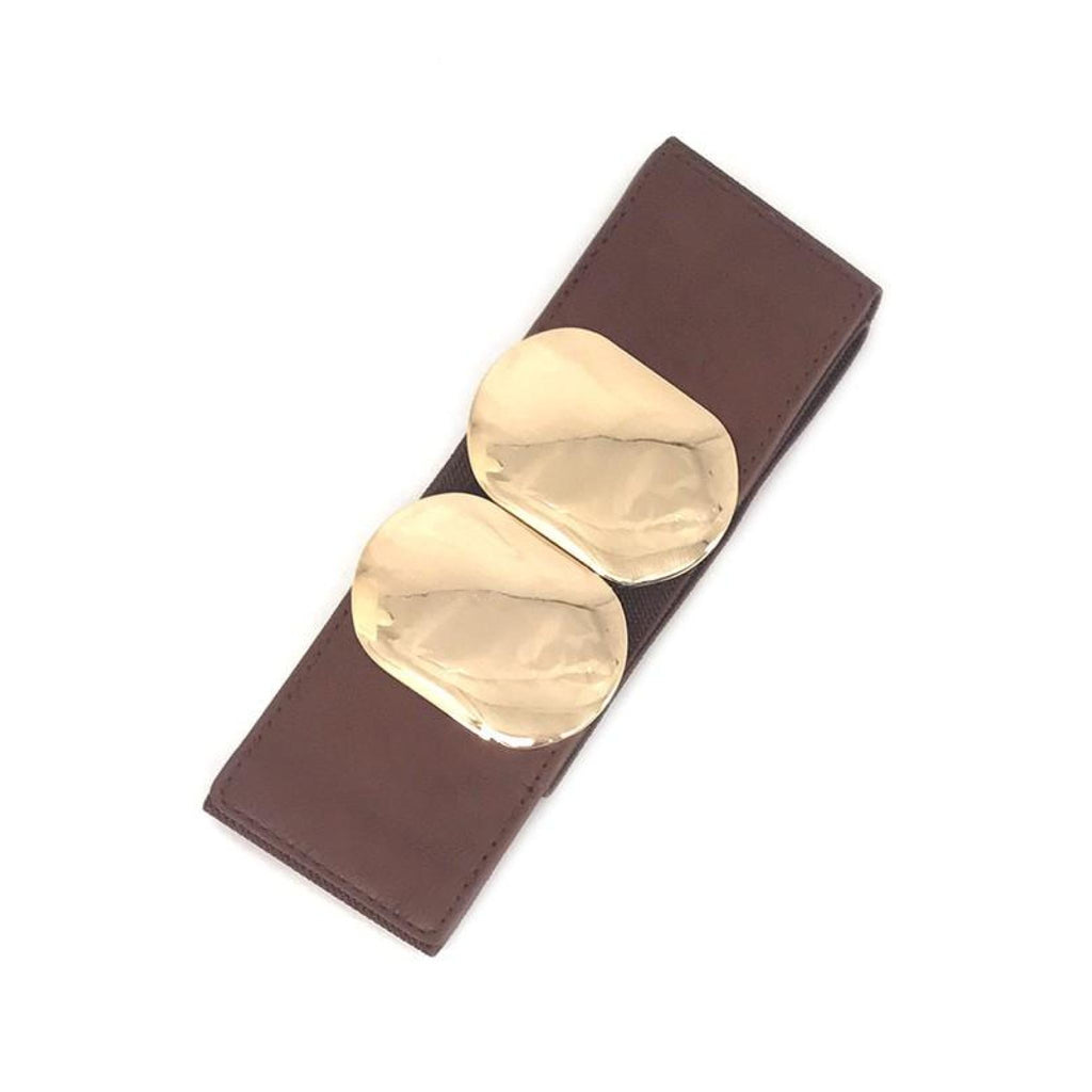 Oval Metal Belt Buckle , belts, - Closet Envy Boutique, women's fashion