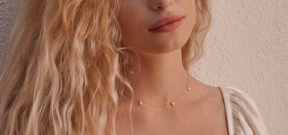 Namesake: The Lily & Lilian Necklaces