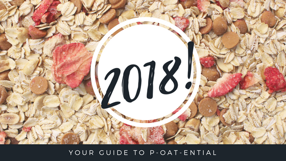 4 WAYS TO CELEBRATE NATIONAL OATMEAL MONTH