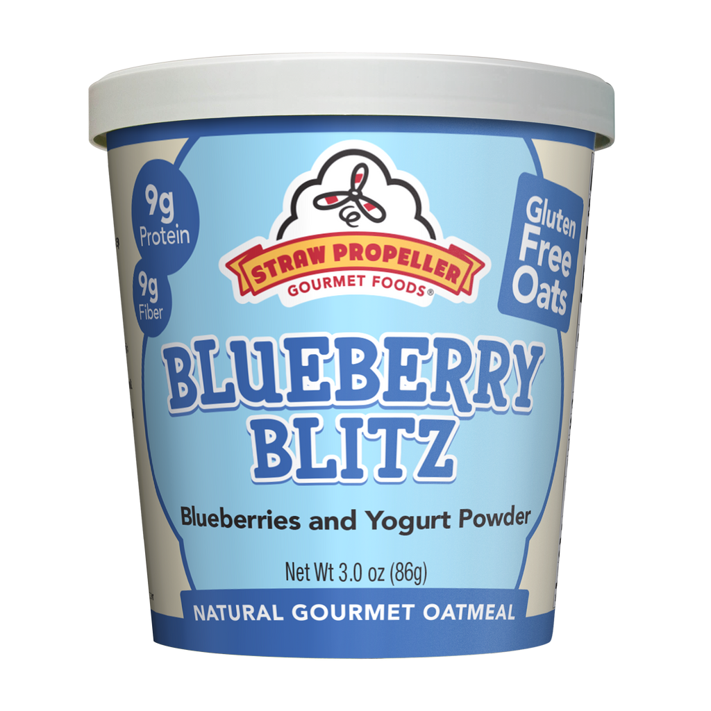 Blueberry Blitz