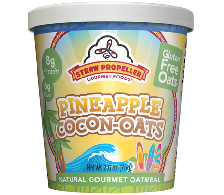 Pineapple Cocon-Oats