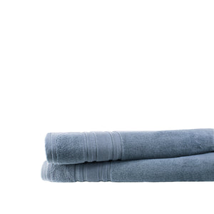 Haute Monde Turkish 2 Piece Bath Sheet Set