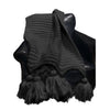 Wells Chunky Tassel Throw