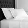 600 Thread Count Rope Embroidered Sheet Set