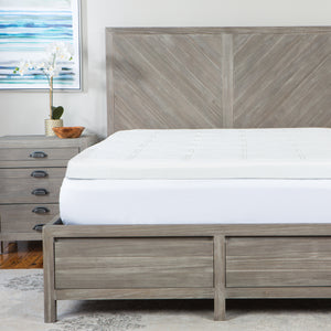 "Luxury Extraordinaire 3"" Memory Foam Mattress Topper"