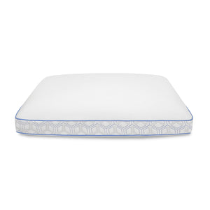 Cool Coat Gel-Infused Memory Foam Performance Pillow