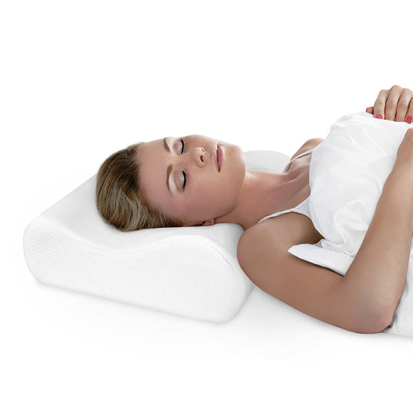 Classic Contour Memory Foam Bed Pillow