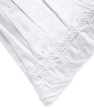 Belle 100% Cotton Embroidered Duvet Set