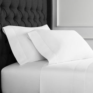 600 Thread Count Hemstitch Sheet Set