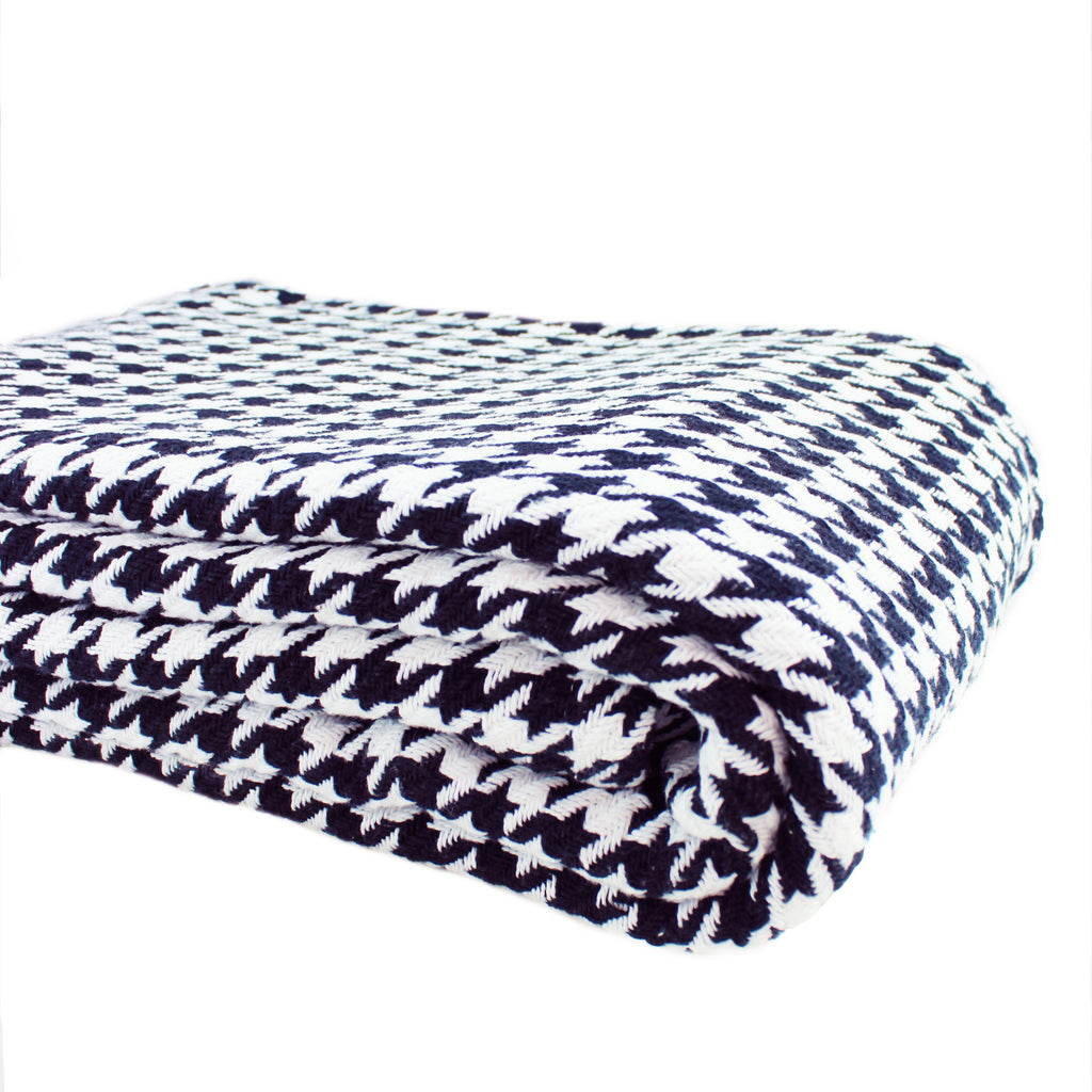 Houndstooth Blanket
