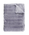 Bliss Velvet Stripe Blanket
