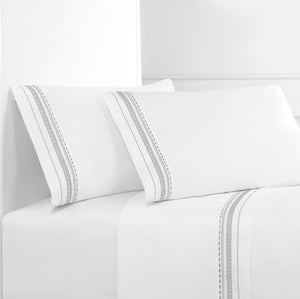 Winsley Embroidered Sheet Set