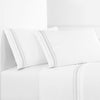Winsley Embroidered Percale Sheet Set