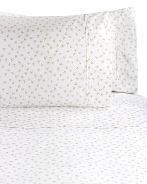 Chic Floral Duvet Set