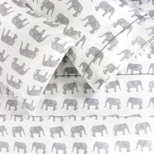 Elephants Sheet Set