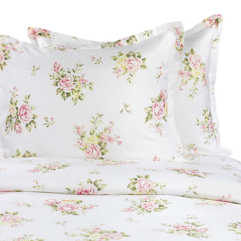 Rose Bouquet Duvet Set