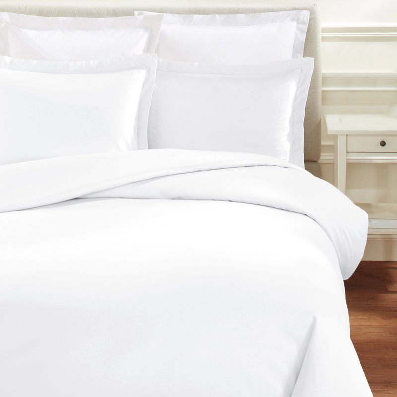 600 Thread Count Hemstitch Duvet Set