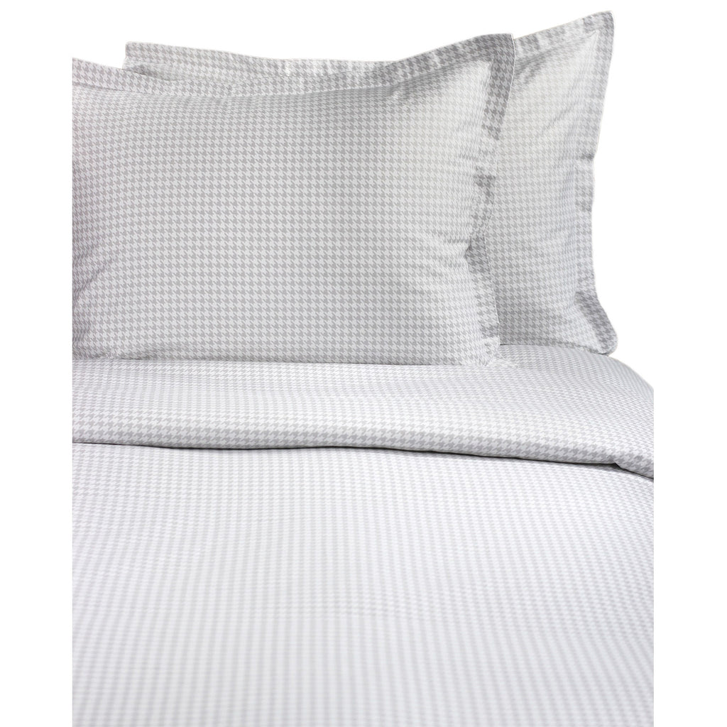 Houndstooth Duvet Set