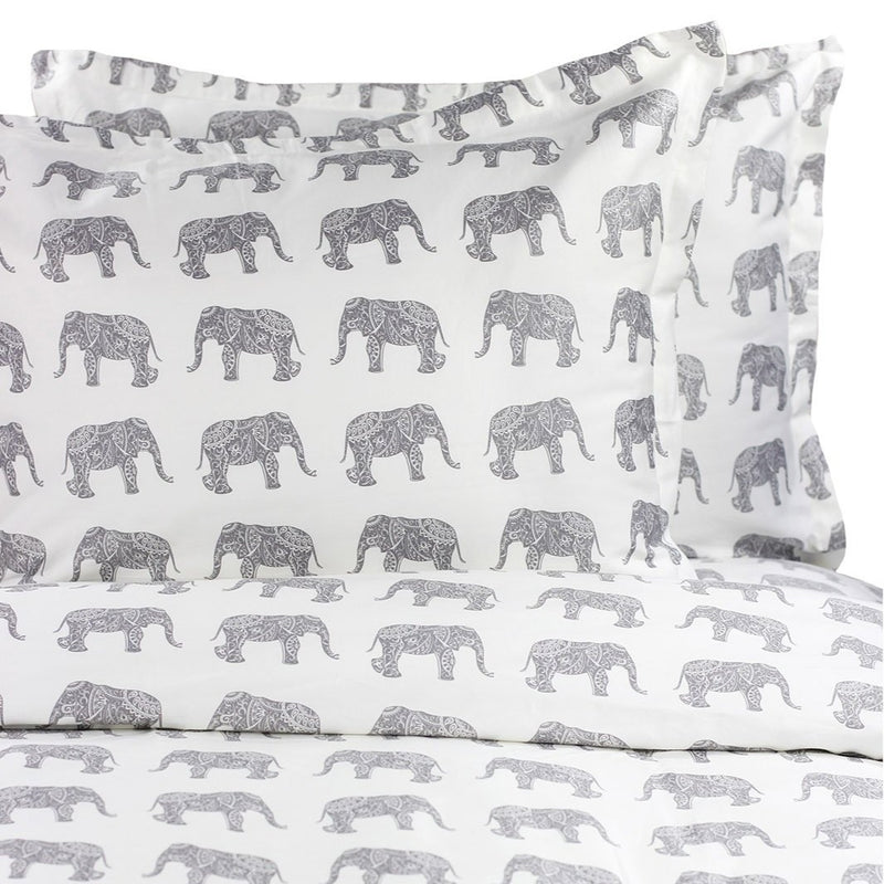 ELEPHANTS DUVET SET