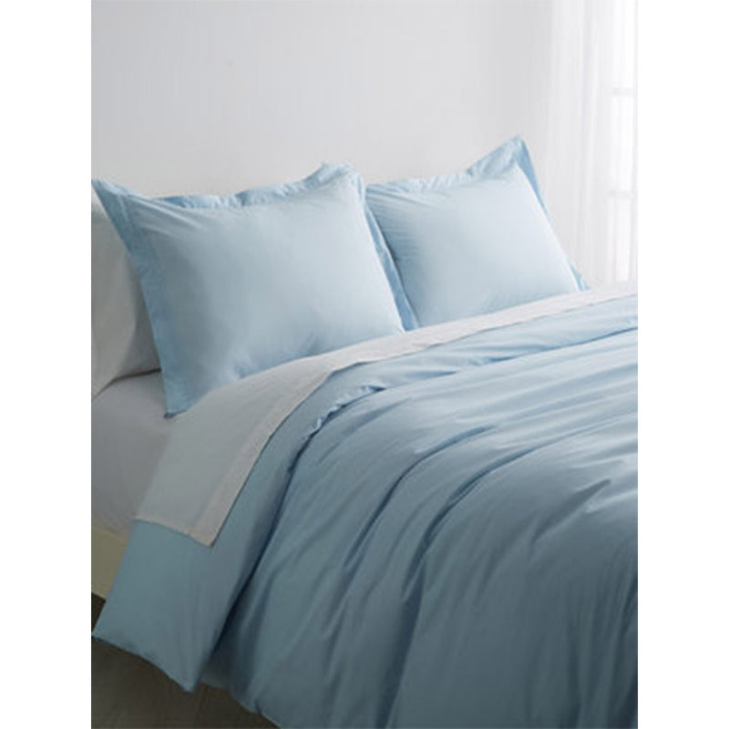 Double Pleat Duvet Set