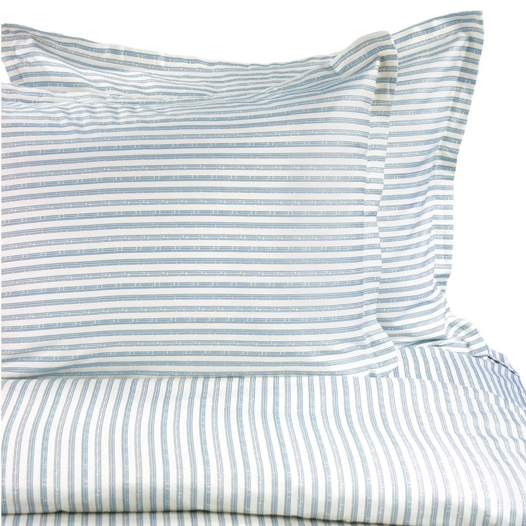 Bamboo Stripe Duvet Set