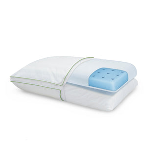 Dual Comfort Supreme Gusseted Bed Pillow