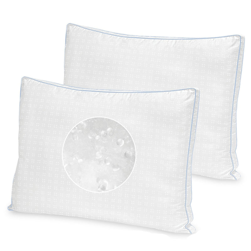 Gel Fusion Jumbo Pillow 2 pack