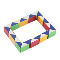 Snake Magic 3D Cube Game Puzzle Twist Toy