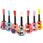 Children Wooden Toy Guitar