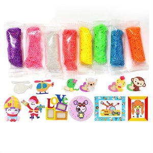 Remoldable Beads for Kids Creative Play