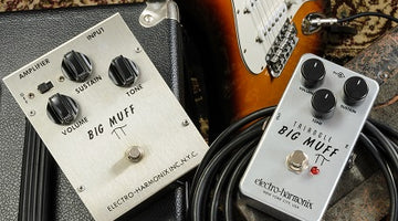 The Story of the Big Muff Pi Fuzz Pedal