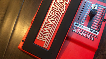 The Story of the Digitech Whammy