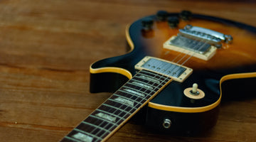 Top 5 Things that Make a Les Paul Guitar Great