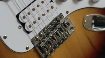Single-coils vs Humbuckers: What's the Difference?